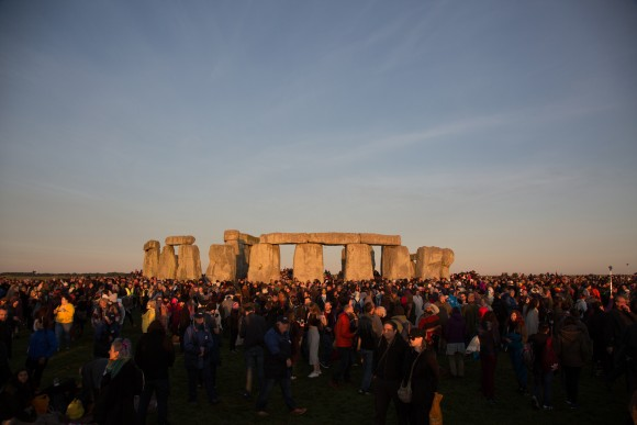 We are the Cosmos – Summer Solstice in Stonehenge