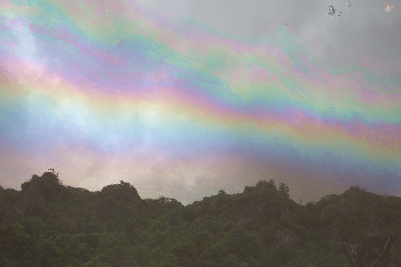 Chiatura – The saddest Rainbow in the world