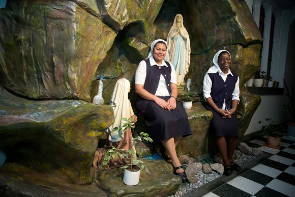 Sister Telecia & Sister Sikholiwe