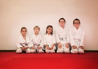 Sensei Jacek's Karate Class